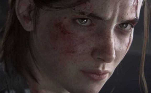 The last Of Us Part 2 Ellie TItel