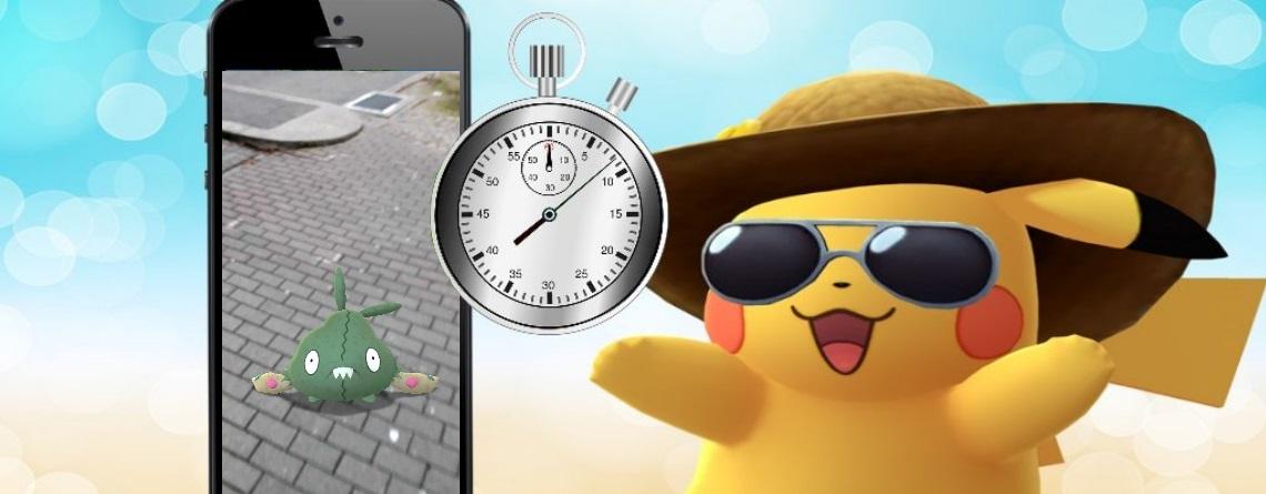 Pokémon GO: Schneller Fotos machen für Quests – Mit dieser Einstellung