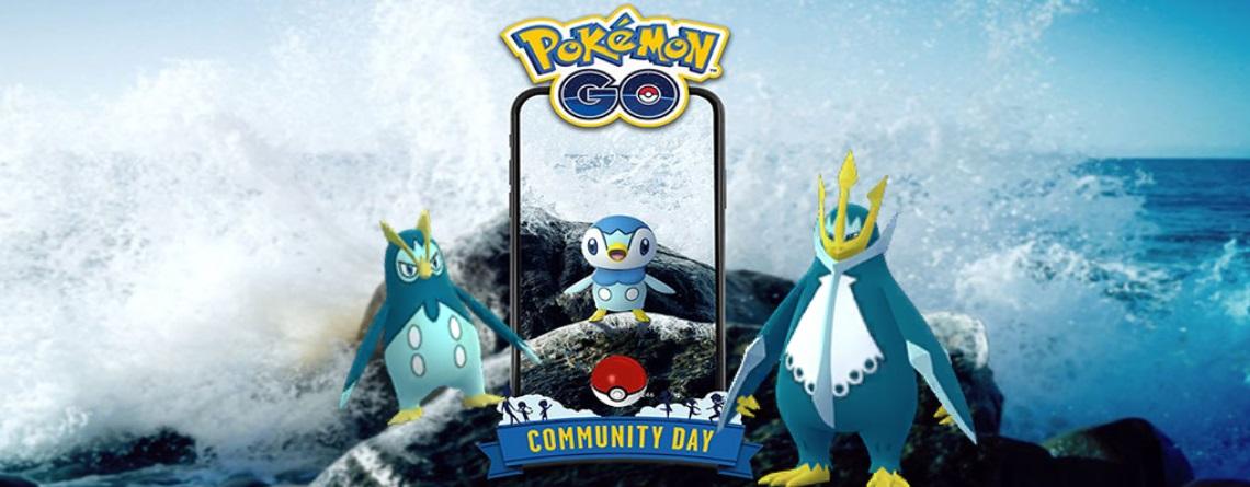 Pokémon GO: Impoleon lernt Aquahaubitze am Community Day – Wie stark wird es?