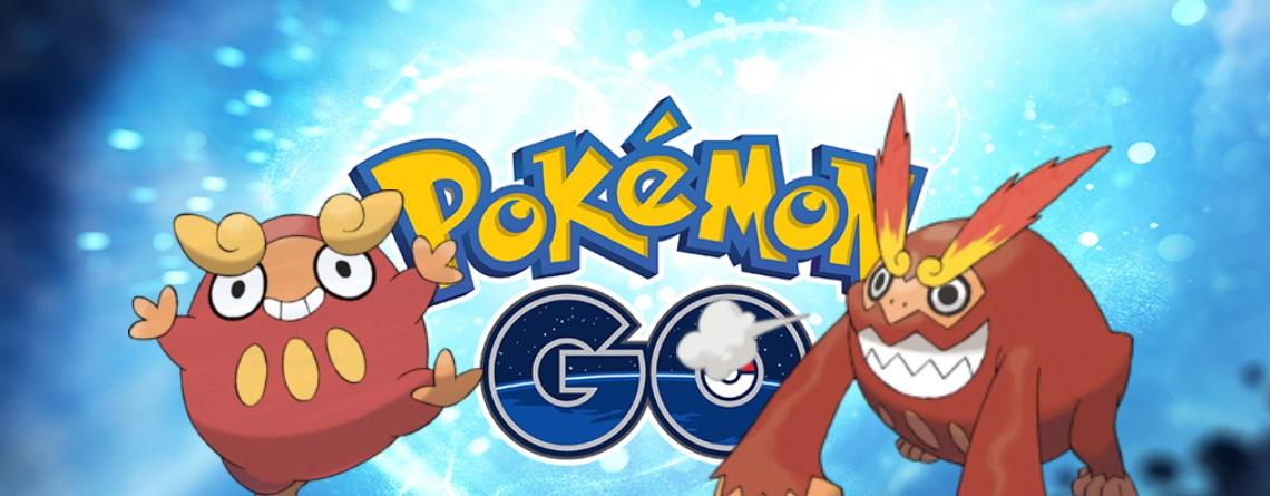 Pokémon GO: Darum solltet ihr euch im neuen Event jedes Flampion sichern
