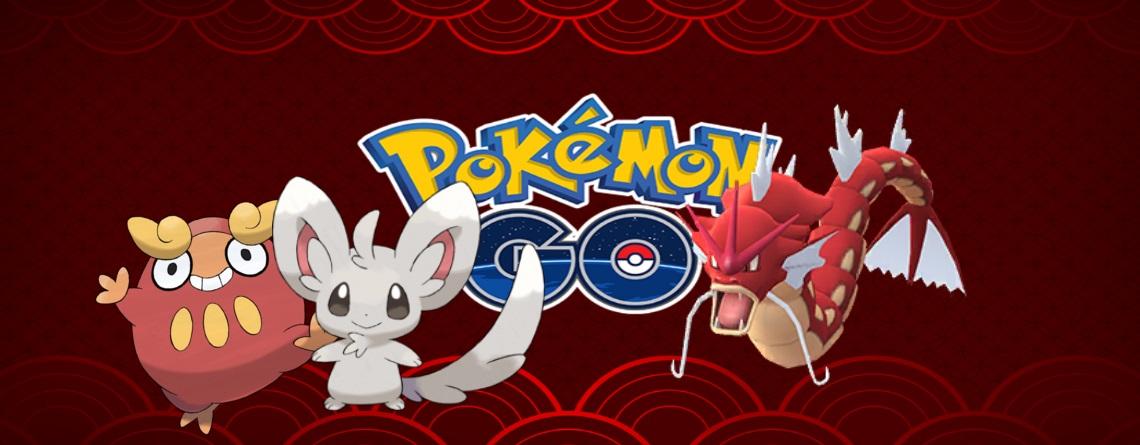 Pokémon GO: Mondneujahr bringt Flampion und Picochilla-Forschungen