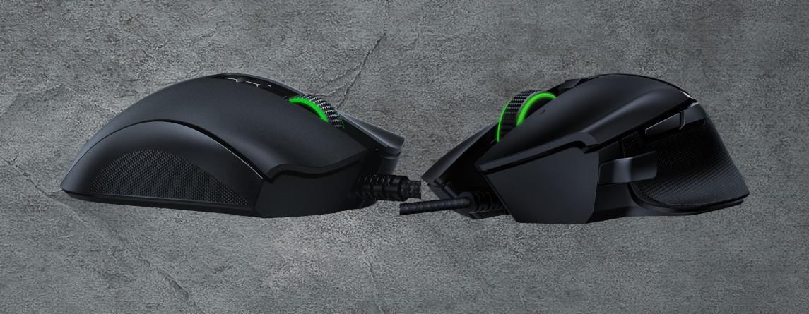 DeathAdder und Basilisk V2 angekündigt – So verbessert Razer die beliebten Mäuse