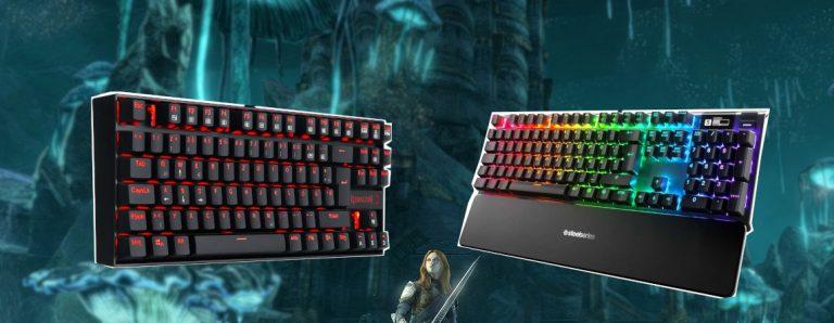 Titelbild Beste Gaming-Tastaturen 2020, Razer, Roccat, Logitech und Co