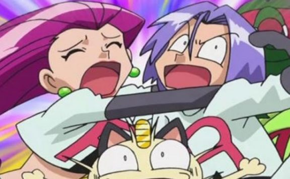 Titelbild Team Rocket