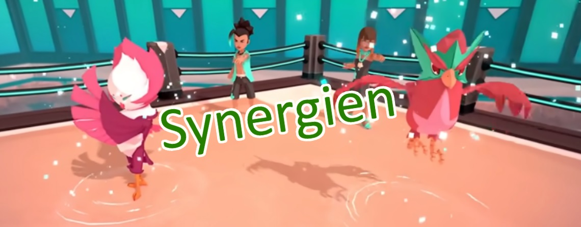 Temtem: Alles über Synergien und warum sie so wichtig im Kampf sind
