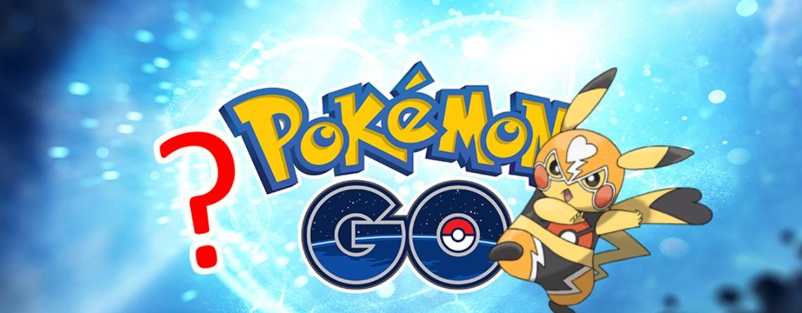 Sieht aus, als kommt das Wrestler-Pikachu bald zu Pokémon GO – Die Hinweise