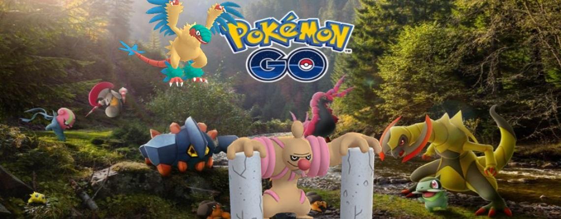 Pokémon GO: Die 4 besten Pokémon der neuen Welle aus Gen 5