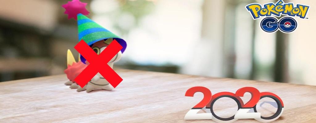 Pokémon GO: Spieler warteten Monate auf Partyhut-Waumpel – Sind nun enttäuscht