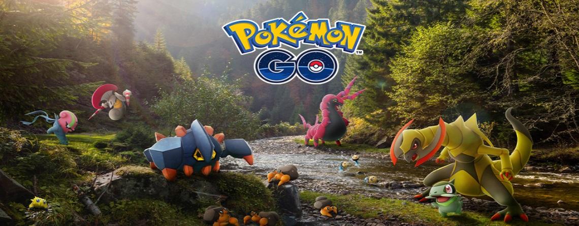 Pokémon GO: Diese 17 neuen Pokémon der 5. Generation gibt es jetzt