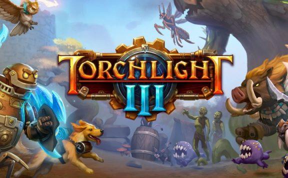 Torchlight 3 Aufmacher