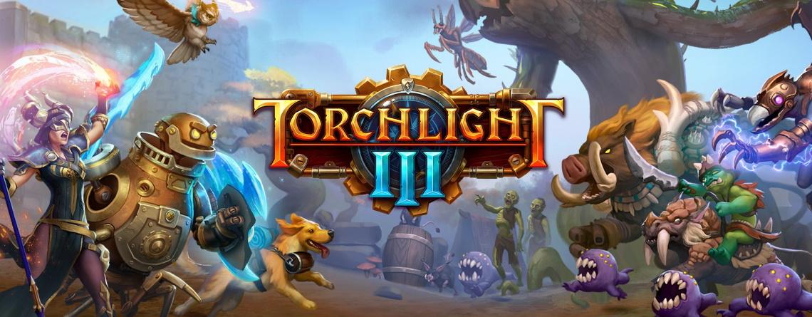 Kein MMO, kein Free2Play mehr: Frontiers kommt als Torchlight 3 auf Steam