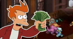 Twitch Final Fantasy Fry Money