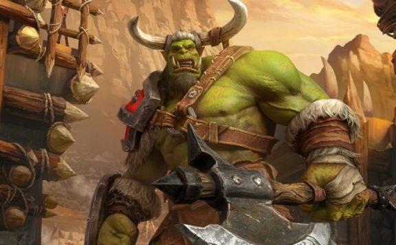 Warcraft 3 reforged header