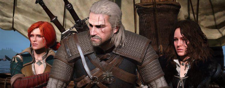 Witcher MMORPG Aufmacher