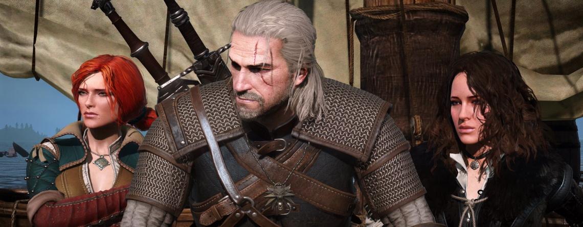 The Witcher als MMORPG? So könnte es aussehen