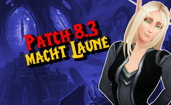 WoW Blood Elf Patch 83 Laune title 1140x445