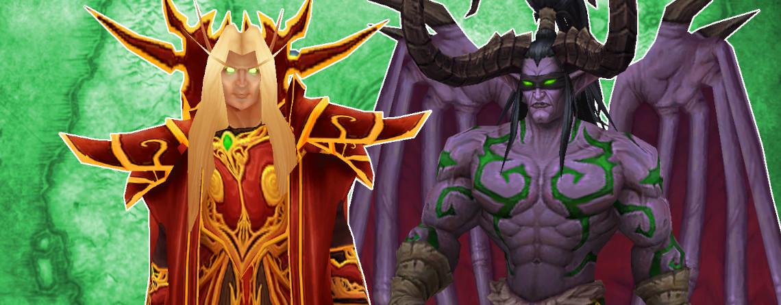 Ihr habt gewählt: Das sind die 5 besten Endbosse von World of Warcraft