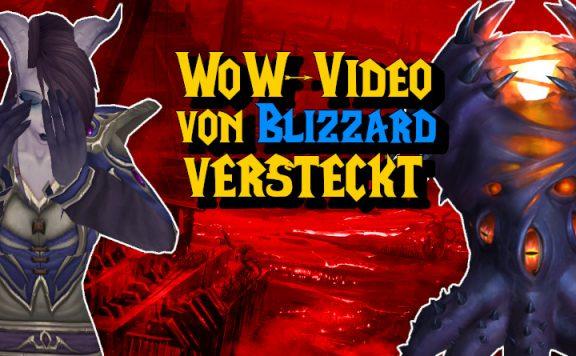 WoW Video Blizzard versteckt title 1140x445