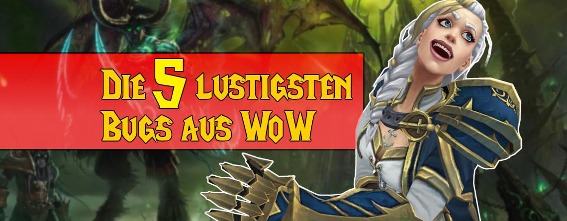 Das sind die 5 lustigsten Bugs in der Geschichte von World of Warcraft