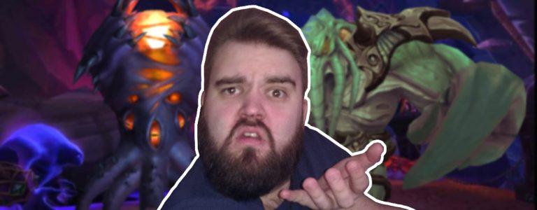 World of Warcraft Horrific Visions wtf titel 4