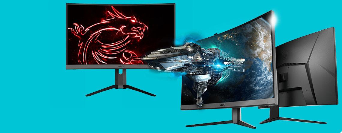 Alternate Angebot: Top MSI Optix Gaming-Monitore zum Bestpreis