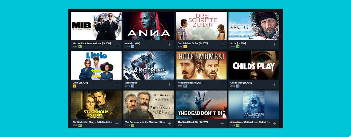 Amazon Prime Video: Jetzt 13 Filme im Angebot für je 99 Cent leihen