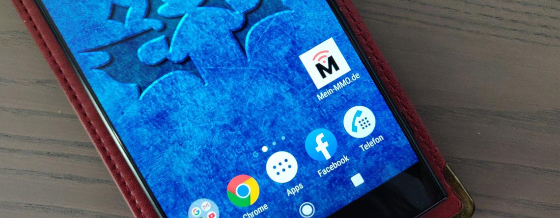 Ihr wolltet MeinMMO als App fürs Smartphone – Das ist unsere Lösung