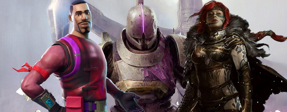 Die 15 aktuell besten MMOs und MMORPGs 2020