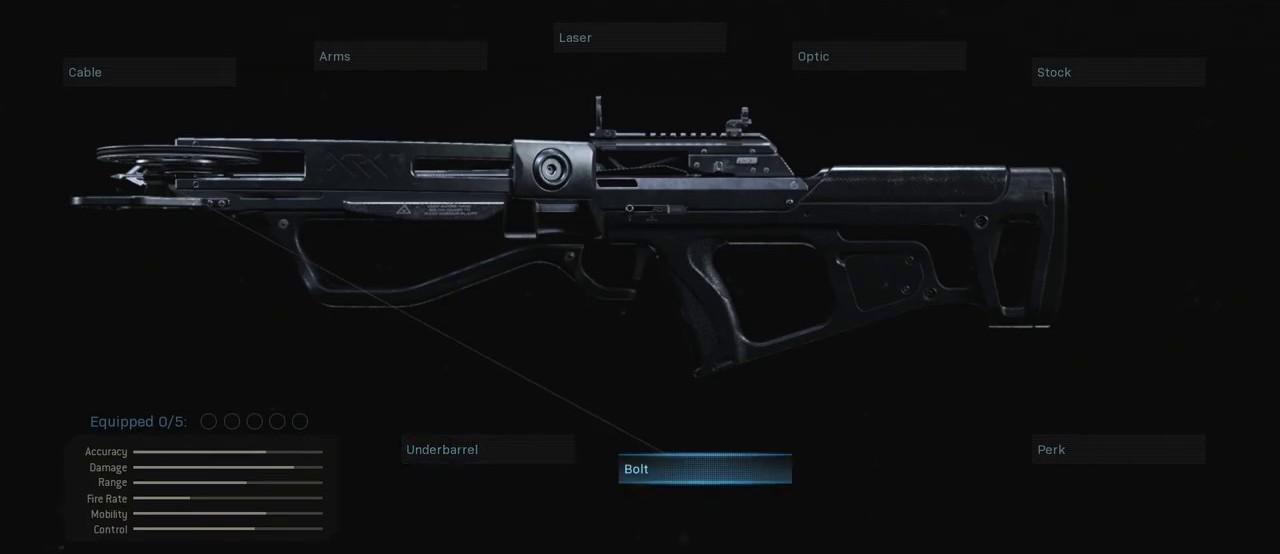 Armbrust in CoD Modern Warfare - So gibt's den neuen Crossbow