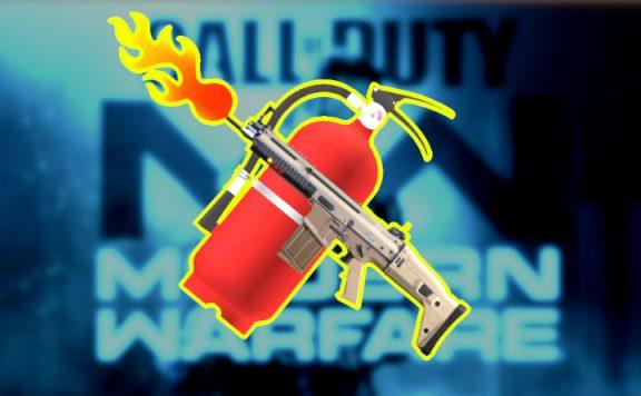 cod modern warfare glitch feuerskin titel