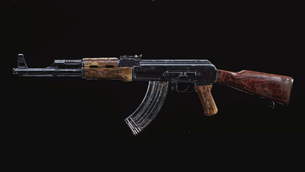 cod modern warfare waffen ak-47