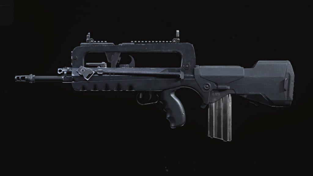cod modern warfare waffen FR 5.56