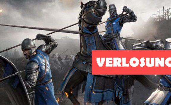 conqueror's blade verlosung paladin header