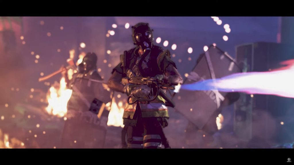 division 2 episode 3 story trailer cleaner
