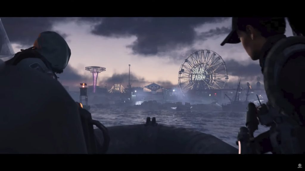 division 2 episode 3 story trailer coney island