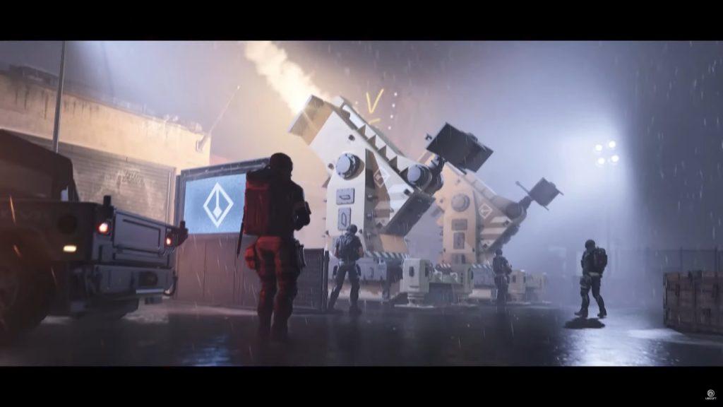 division 2 episode 3 story trailer raketenwerfer