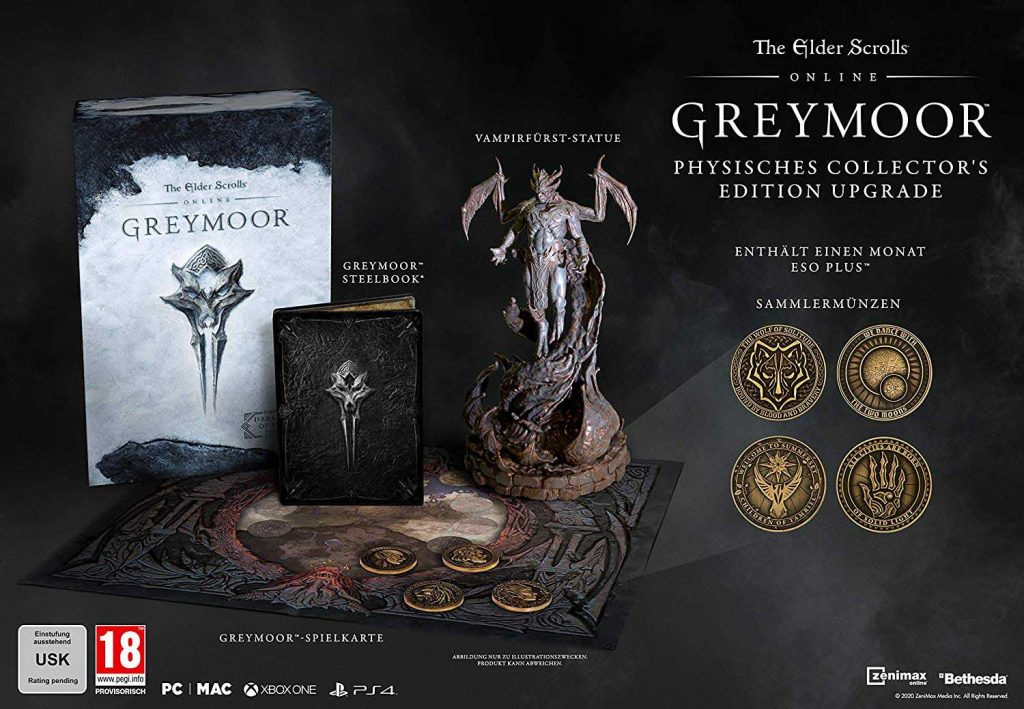 ESO Greymoor Collector's Edition