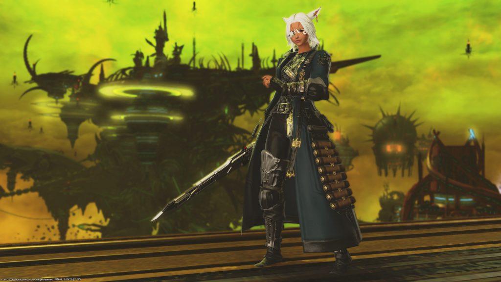 final fantasy xiv revolverklinge af4