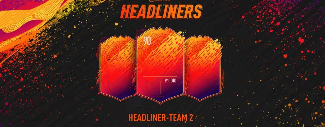 FIFA 20: Das zweite Headliner-Team ist nun bekannt – Mit Reus und Werner