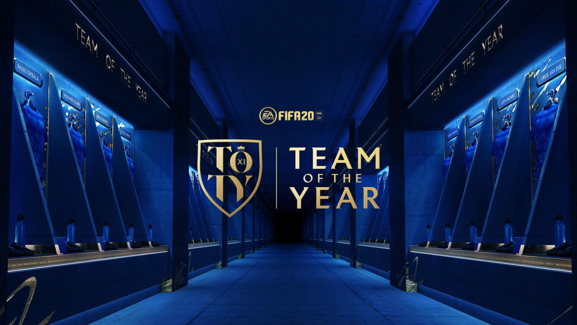 FIFA 20 TOTY: Das müsst ihr zum Team of the Year wissen – Release, Voting