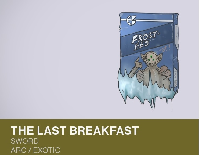 Frostees Destiny 2