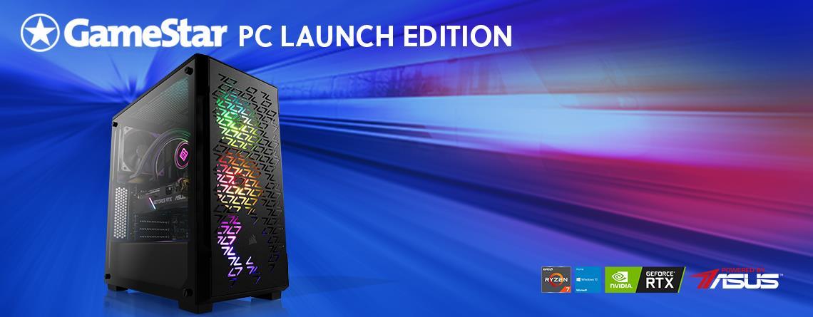Günstiger als selber bauen – GameStar-PC BoostBoxx Launch Edition Gaming PC mit Ryzen 7 3800X und GeForce RTX 2070 Super [Anzeige]