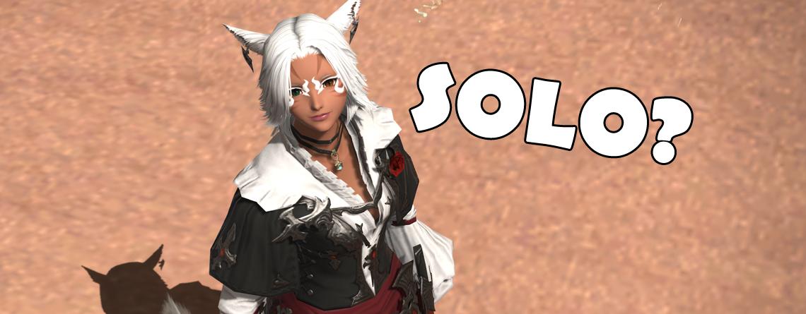 Final Fantasy XIV: Welche Klasse eignet sich am besten für Solo-Spieler?