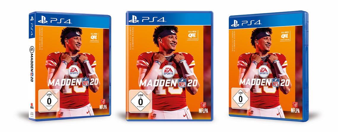 Zum Super Bowl 2020: Madden NFL 20 bei MediaMarkt nur 29,99 Euro
