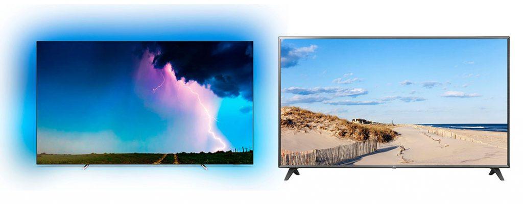 OTTO 4K TVs im Angebot