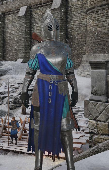 conqueror's blade paladin 1