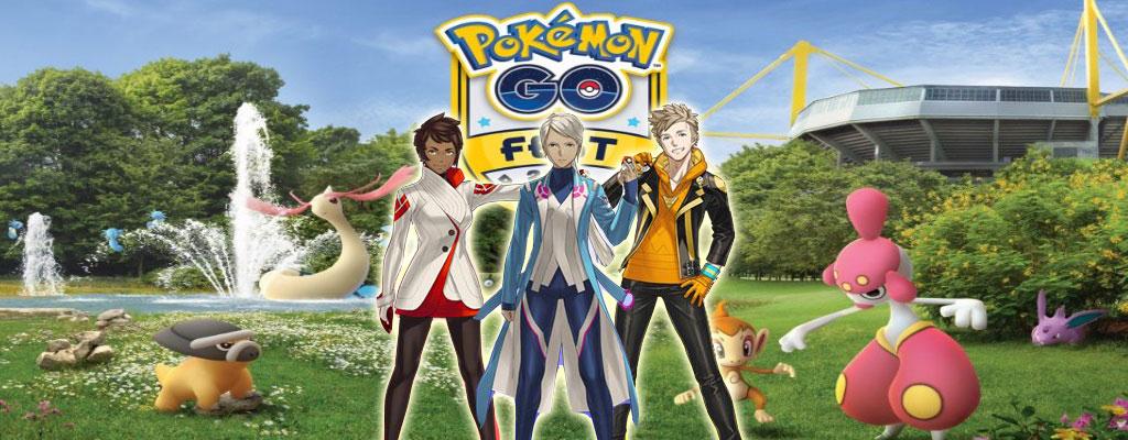 Pokémon GO: Wo wollt ihr das GO Fest 2020? Dortmund hofft schon