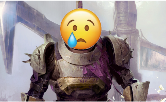 saint-14 sad destiny