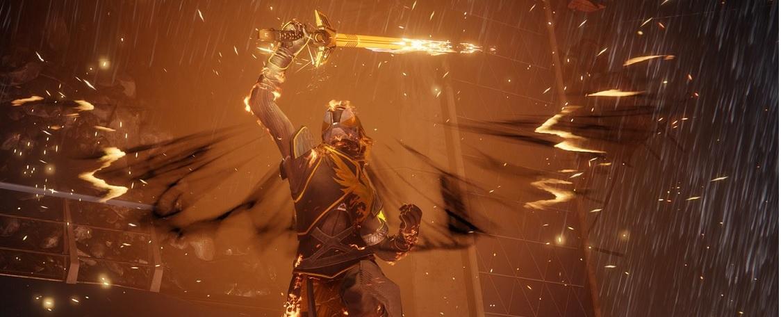 Destiny 2: Ein ehemals nutzloses Exotic macht Warlocks nun zum Tank