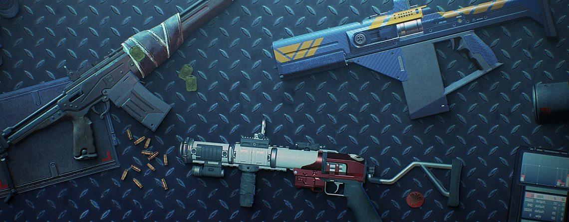 """Spieler bewirbt sich mit 44 coolen Waffen bei Destiny 2: """"Ihr liebt Waffen, ich liebe Geld"""""""